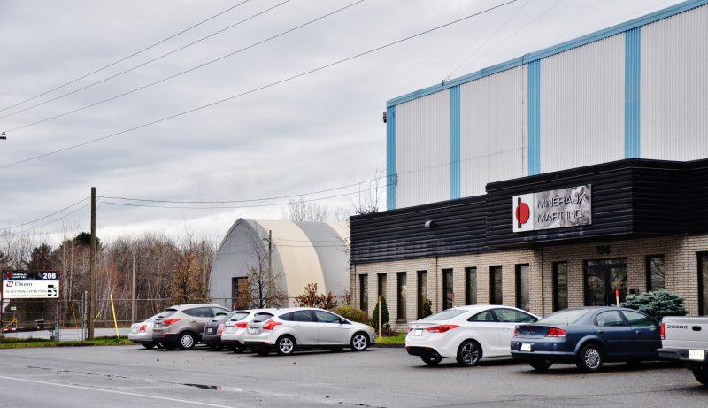 Minéraux Mart a déposé une nouvelle demande de certification et a suspendu sa poursuite de 18 M$ le temps de l'analyse. | Photo: TC Média - Archives