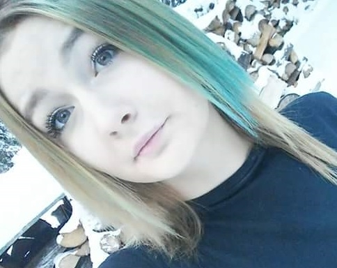 Jade Lussier, 15 ans, pourrait se trouver dans le secteur de Verchères. | Gracieuseté - SQ
