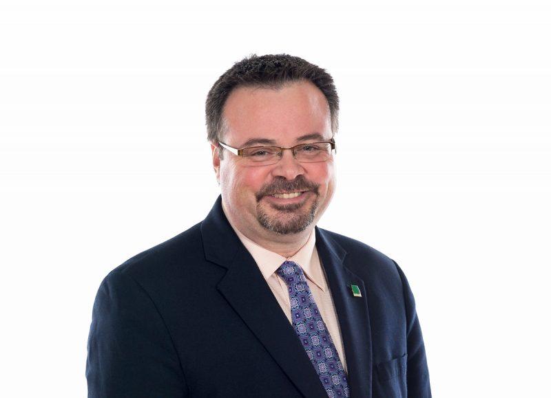 Le maire de Massueville,. Denis Marion, a été identifié comme un intervenant québécois majeur en matière de santé et de qualité de vie. | © 2014 NathB photographe - tous droits réservés - www.nathb.ca