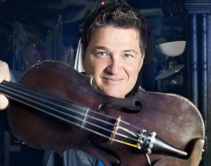 Le musicien Alain François sera en prestation ce soir au parc Antoine-Pécaudy de Contrecoeur. | Photo: Gracieuseté