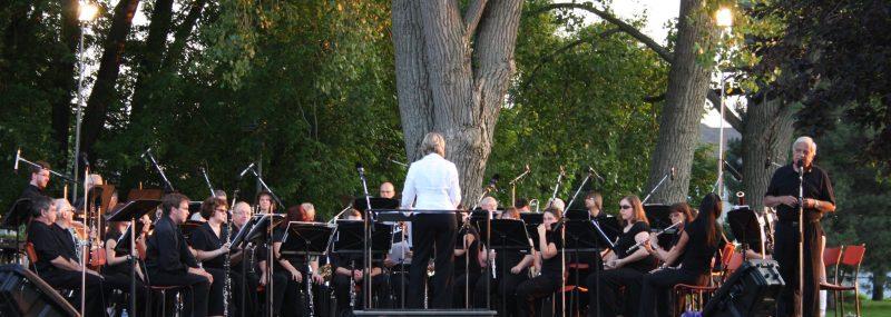L'harmonie Calixa-Lavallée présentera un concert au carré Royal aujourd'hui. | Photo: Gracieuseté - ParMo.ca