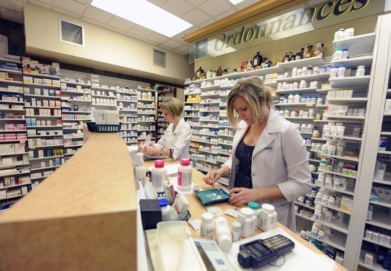 Les pharmaciens peuvent offrir sept nouveaux actes depuis le 20 juin 2015. | TC Média - Archives
