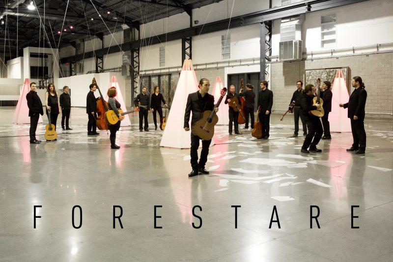 L'ensemble Forestare. | Photo: gracieuseté - Jean-Charles Labarre