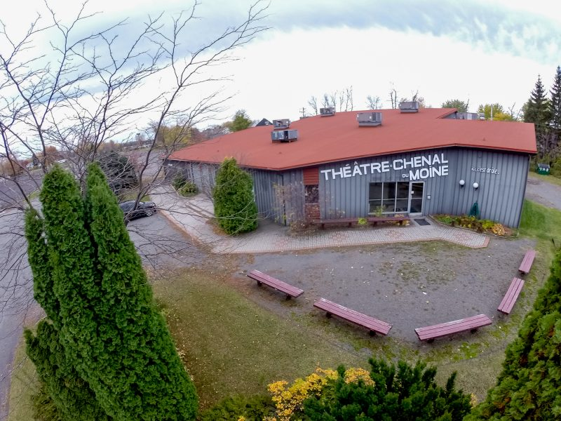 DLe Théâtre du Chenal-du-Moine présentera vraisemblablement son dernier spectacle le 8 décembre prochain. | Photo: TC Média - Pascal Cournoyer