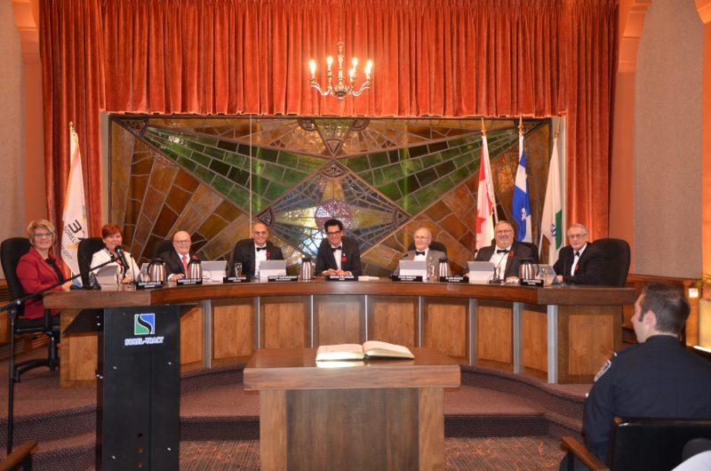 Le conseil municipal prévoit de nouveaux investissements en 2017. | Photo: TC Média - Julie Lambert