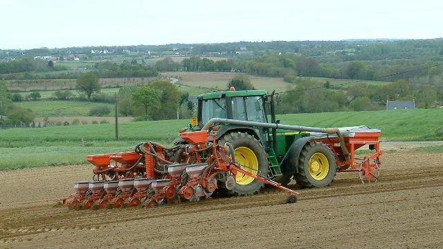 La MRC de Pierre-De Saurel  compte bien mettre en valeur son territoire agricole qui occupe 91,3% de sa superficie totale.   Photo: TC Média - Archives