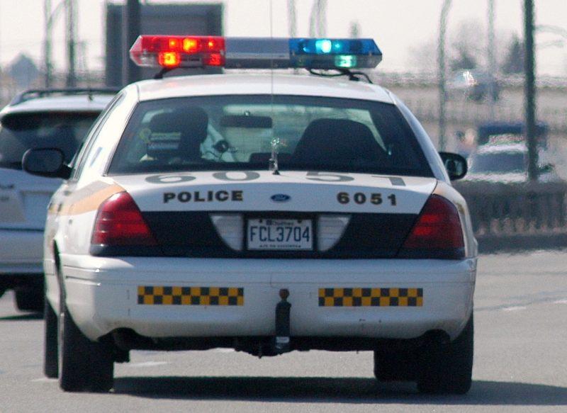 Les policiers ont arrêté deux individus en une semaine dans la région pour conduite avec les facultés affaiblies. | Photo: TC Média - Archives