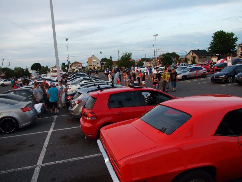 L'événement Meet Sorel aura lieu le 4 juillet dans le stationnement du Colisée Cardin. | Gracieuseté