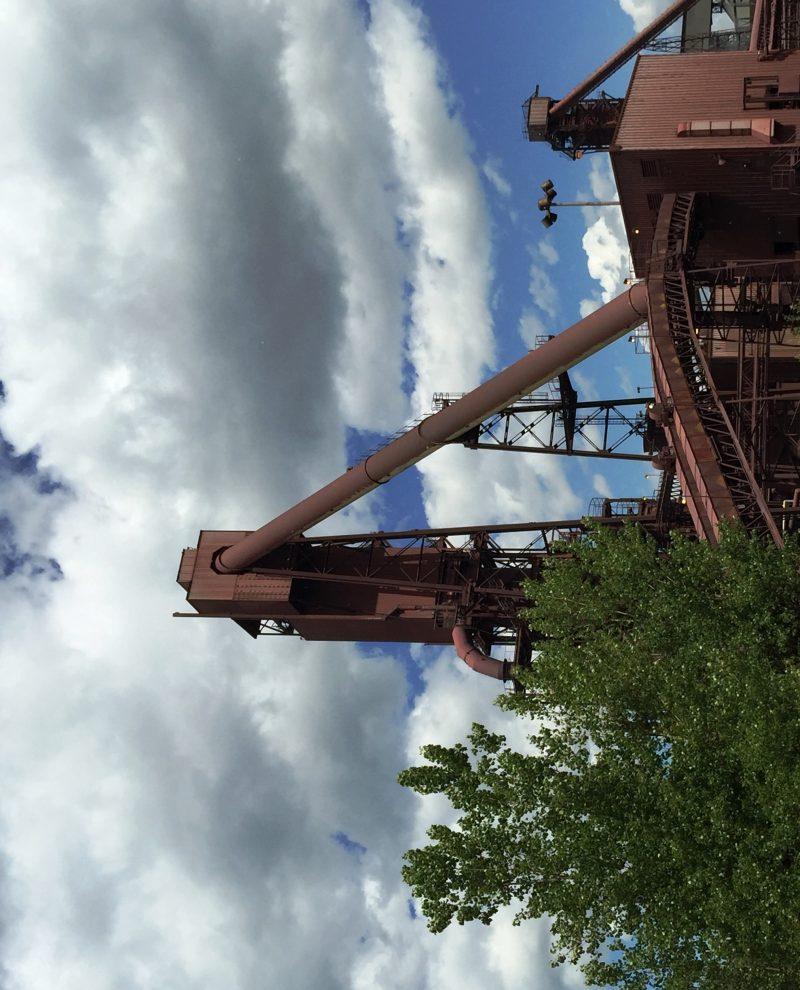 Usine de réduction d'ArcelorMittal à Contrecoeur. | Gracieuseté