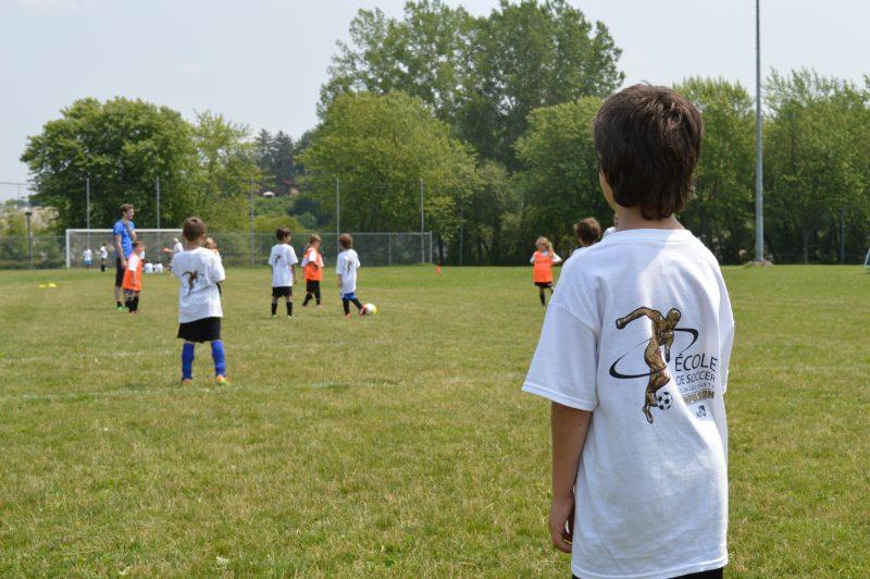 L'école de soccer du CSBR a été un succès. | gracieuseté/CSBR