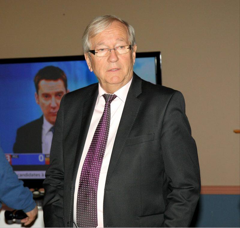 Le député bloquiste Louis Plamondon. | Photo: TC Média - Pascal Cournoyer