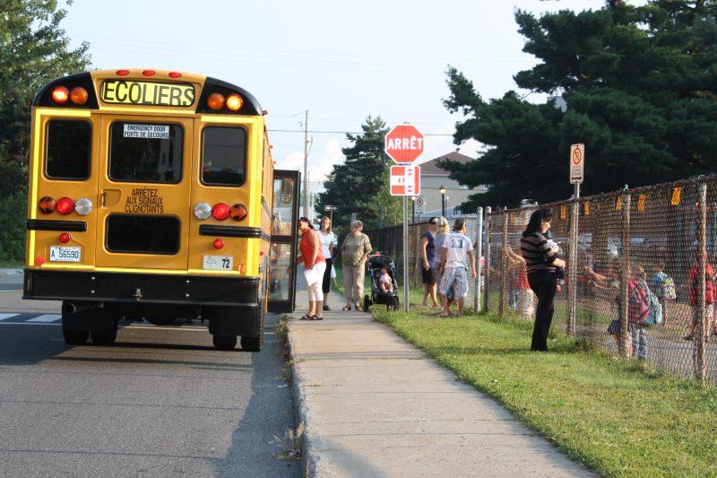 Près de 4900 élèves fouleront les couloirs de l'une des 16 écoles de la Commission scolaire de Sorel-Tracy.   Gracieuseté