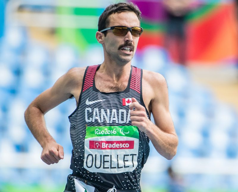 Guillaume Ouellet. | Dave Holland/Canadian Paralympic Committee