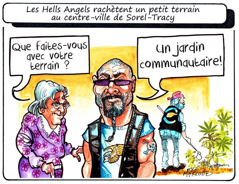 Voici la caricature de Gilles Bill Marcotte en ce 15 décembre! | Gilles Bill Marcotte
