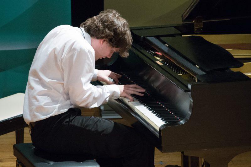 Le pianiste Jean-Michel Dubé est le grand gagnant de la 14e édition. | www.philippemanning.com