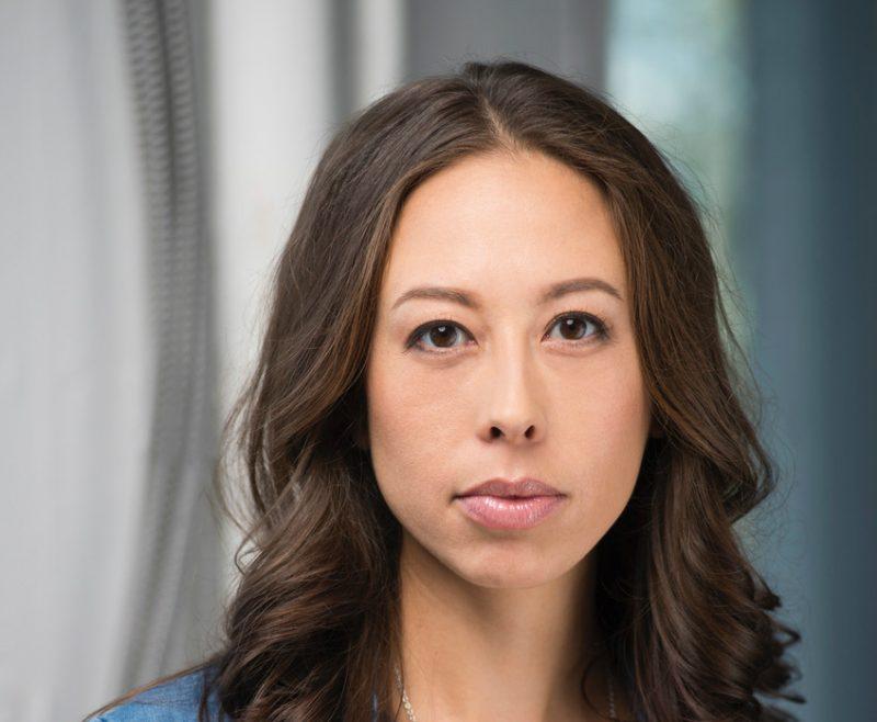 Cynthia Wu-Maheux sera en entrevue à 13h. | Gracieuseté