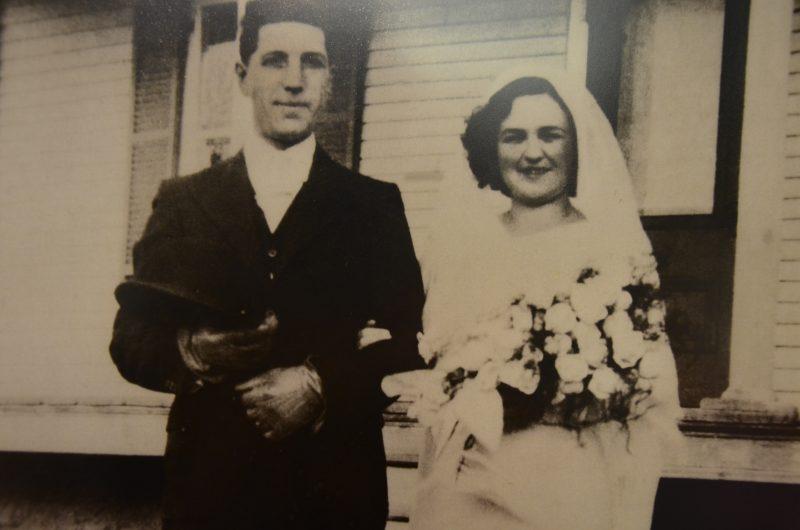 Ézéla Fournier-Pépin s'est marié en 1934 à Saint-Gérard-Majella. | Gracieuseté