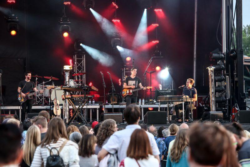 Le Festival de la gibelotte enregistrera un cinquième déficit de suite pour son édition 2015. | Photo: TC Média - Pascal Cournoyer