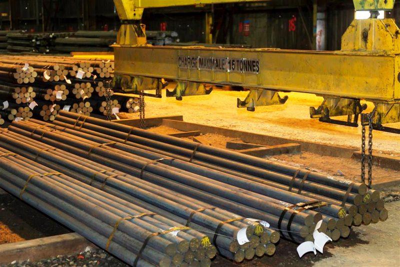Une photo prise à l'usine de Longueuil. | Photo: TC Média - gracieuseté