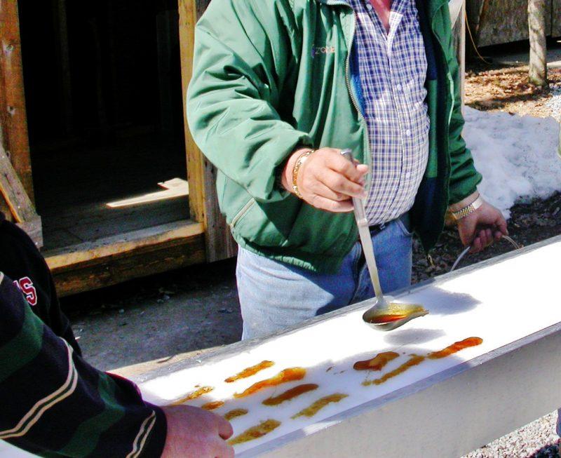 La saison des sucres a officiellement débuté le 12 mars dernier. | Photo :TC Média – Archives