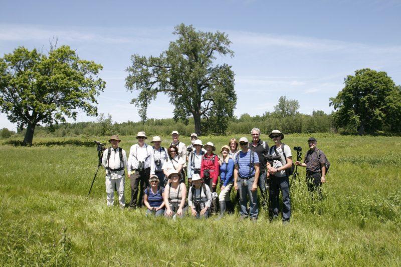 Des ornithologues bénévoles sur l'île de Grâce. | Photo: gracieuseté/SCIRBI