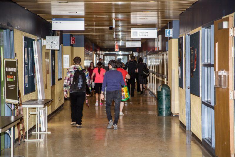 Le Cégep de Sorel-Tracy devrait accueillir 1168 étudiants le 24 août 2015 pour sa session d'automne. | TC Média - Pascal Cournoyer