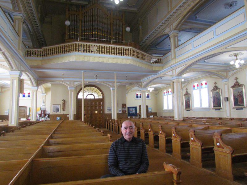 Il y a de l'espoir dans le dossier de l'église Saint-Thomas, dont le conseil municipal cherche à se départir afin de soulager les contribuables d'un fardeau financier, tout en revitalisant l'entrée du village. | TC Média - archives