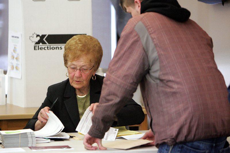 Les candidats aux élections fédérales pensent que la campagne est loin d'être terminée plusieurs semaines avant le jour du vote le 19 octobre. | Photo: TC Média - Archives