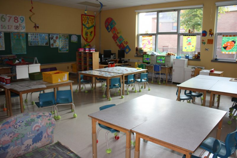 Le projet de fusionner les commissions scolaires a été abandonné par le ministre de l'Éducation, François Blais. | Gracieuseté