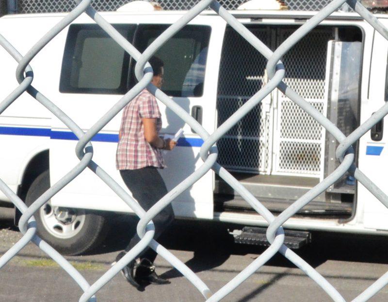 Les jumelles Lamarche, Mélissa et Annick, resteront en prison en attendant la suite des procédures judiciaires. | Photo: Julie Lambert