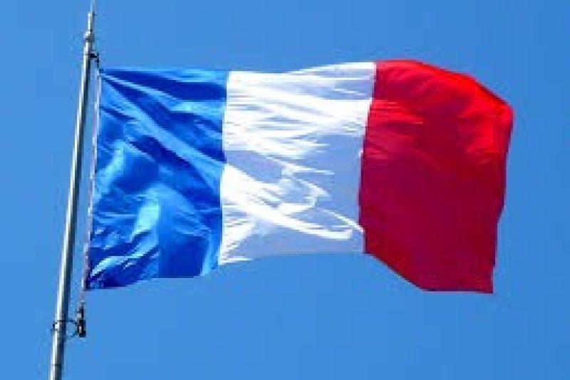 Le drapeau français. | Photo: TC Média - Gracieuseté Beaucemédia.ca