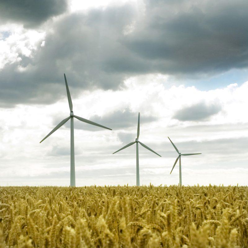 L'entreprise Lussier Dale Parizeau a décroché un deuxième contrat pour assurer le parc éolien Pierre-De Saurel.   © by morisse pÈrig