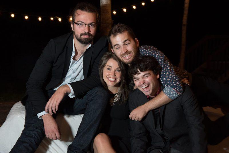 Le groupe Cover 2.0 sera en prestation le 12 août. | Gracieuseté