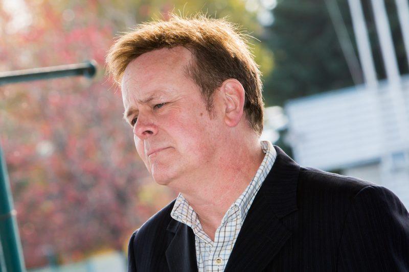 Sylvain Rochon, aussitôt élu en mars, s'est vu confier le dossier des aînés québécois. | TC Média - Pascal Cournoyer