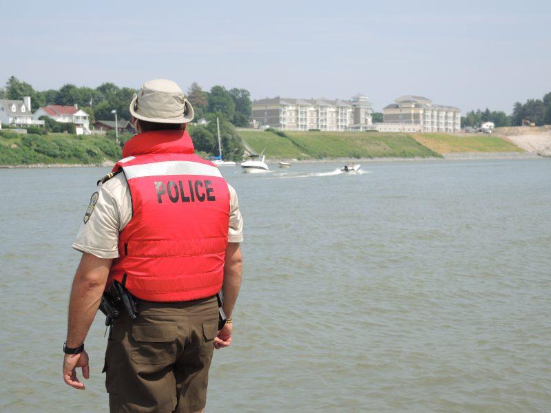 Les patrouilleurs nautiques sont prêts à sillonner les cours d'eau de la région. | TC Média - Sarah-Eve Charland