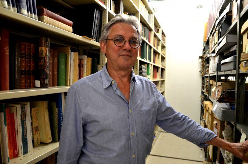 Pierre Potvin assume la présidence de la Société historique Pierre-De Saurel. | TC Média - Sarah-Eve Charland