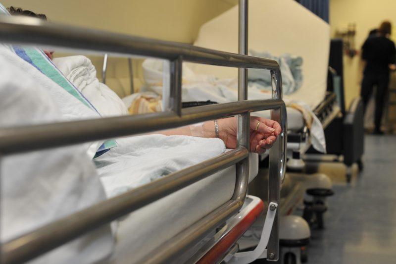 L'Hôtel-Dieu de Sorel a enregistré peu des cas d'influenza en décembre et janvier. | TC Média - Archives