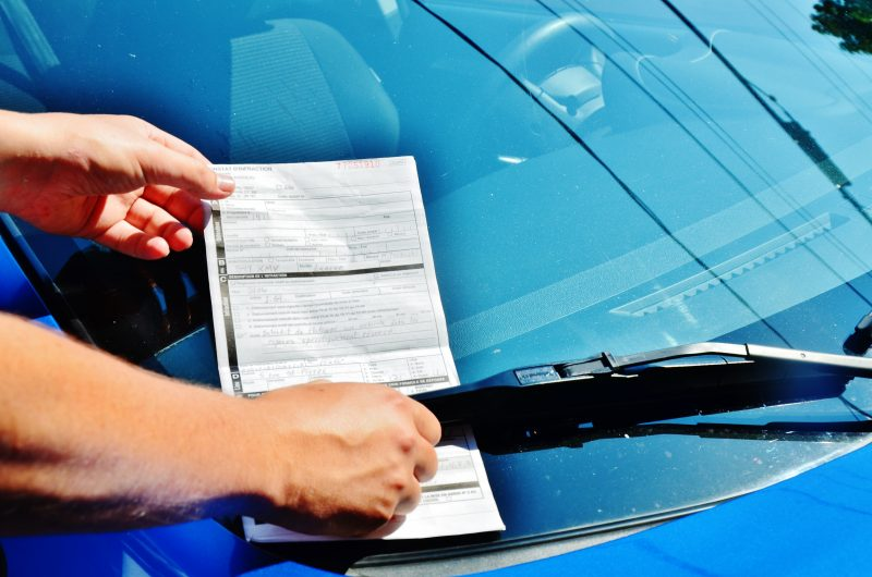 Les constats d'infraction les plus souvent remis aux résidents de Sorel-Tracy sont des contraventions pour le stationnement. | Photo: TC Média – Julie Lambert