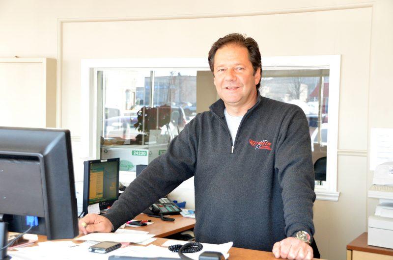 L'entrepreneur Jean Cournoyer possède les entreprises Kiroule et Construction 2000. | Photo: TC Média - archives/Jean-Philippe Morin