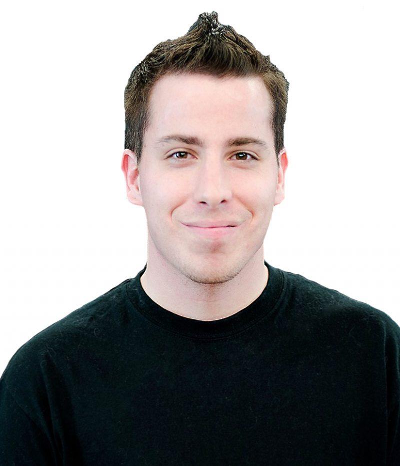 Le Sorelois Martin Faucher jouera Kenickie dans la production Grease présentée à Drummondville en juin prochain. | Photo: Gracieuseté