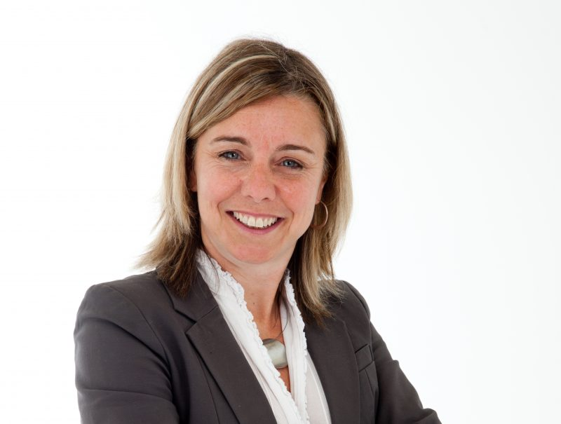 Josée Plamondon est la directrice générale du CLD de Pierre-De Saurel. | Simon Ménard