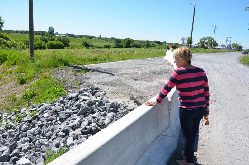 Une voie de contournement a été implantée en 2014. | TC Médian - Sarah-Eve Charland
