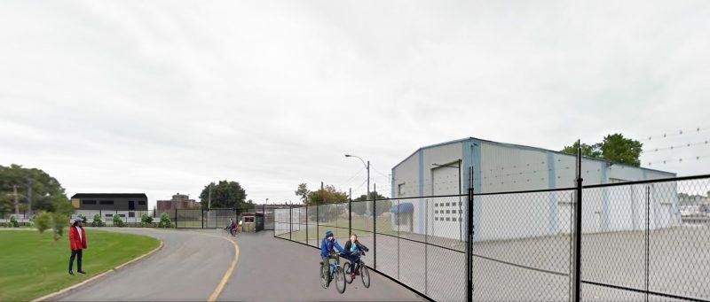 Réaménagement prévu dans les plans de l'entreprise. | Photo: Gracieuseté – Ville de saint-Joseph-de-Sorel