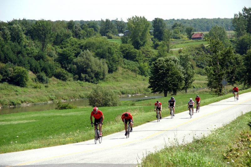 La 11e édition du Tour cycliste panoramique de la Yamaska aura lieu le dimanche 14 août. | gracieuseté/Normand Pétrin