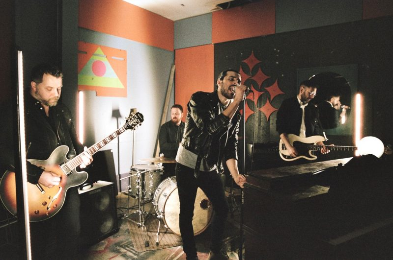 Le groupe We are Monroe jouera sur la scène du Pub O'Callaghan le 18 août dans le cadre du Festival FAST. | Gracieuseté