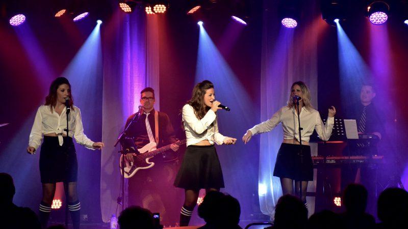 Steamy Nights Band a enflammé la scène, le 16 septembre dernier. | AZIMUT DIFFUSION