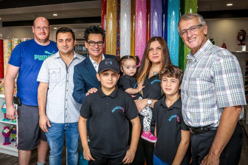 L'entreprise Bonbon Dila a procédé à son ouverture officielle le 16 septembre, au 621, route Marie-Victorin à Sorel-Tracy. Plusieurs dignitaires étaient présents.. | Pascal Cournoyer