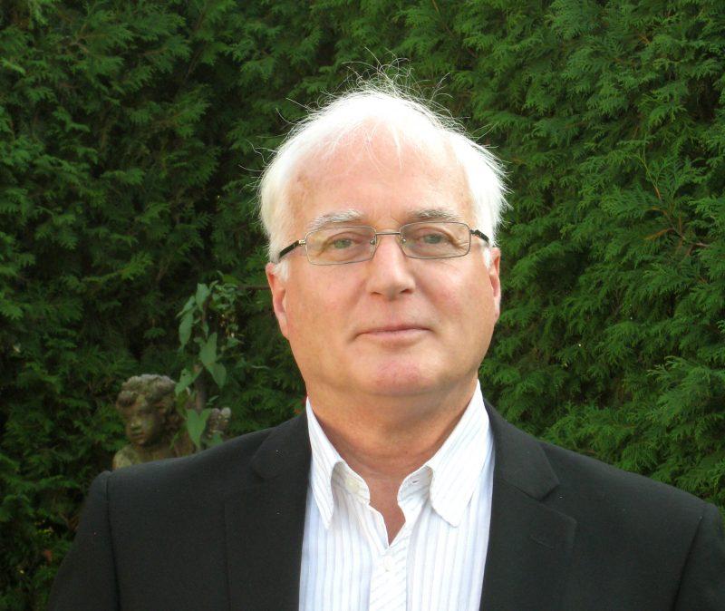 Pierre Pontbriand a été élu une première fois en 2013. | Gracieuseté