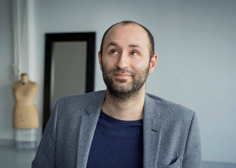 L'auteur Pierre-Marc Drouin est de Sainte-Anne-de-Sorel. |  © Photo : Josée Lecompte