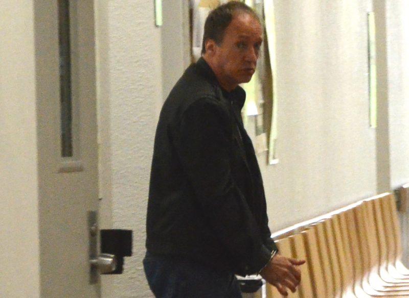 Peter Young a reconnu sa culpabilité concernant l'ensemble des chefs d'accusation en matière de crimes sexuels. | Photo: TC Média - Archives